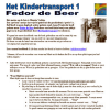 Het Kindertransport 1