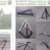 Prisma Kunstwerk Regenboog