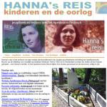 Hanna's reis Kinderen en de oorlog