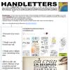 Handletters