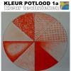 Kleurpotlood Werken met 1 kleur