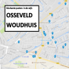 Excursie Osseveld Woudhuis plattegrond
