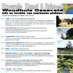Excursie Woudhuis Osseveld info